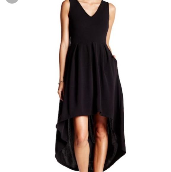 a9ab38267b5 24seven 24 7 Comfort Sleeveless Hi-Lo Dress 2XL